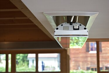 Vision 3200 Lift Frame Accessorie - In-Situ Image by Heatscope Heaters