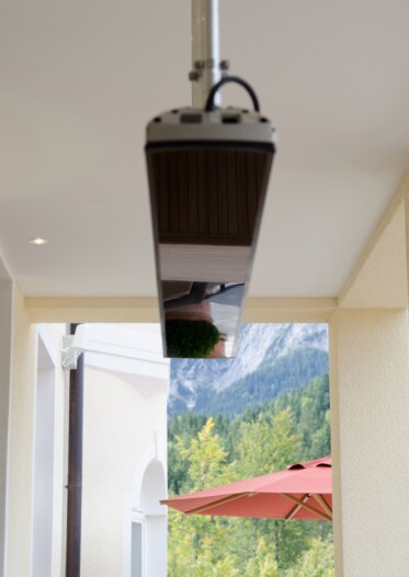 Vision - House - Infrared Radiant Heaters