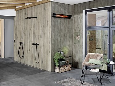 Wellness Terrace - Infrared Radiant Heaters