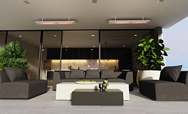 Residental - Infrared Radiant Heaters