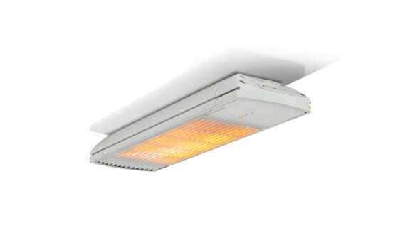 Spot 1600W Collection - White / White - Flame On by Heatscope