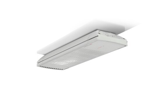 Spot 1600W Collection - White / White - Flame Off by Heatscope