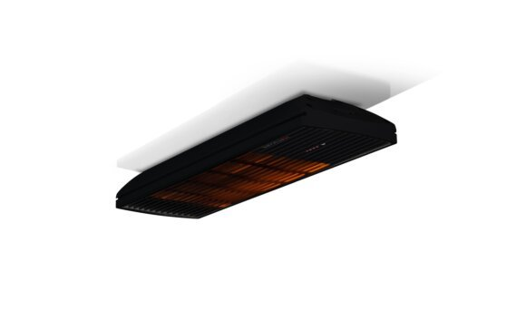 Spot 1600W Collection - Black / Black - Flame On by Heatscope