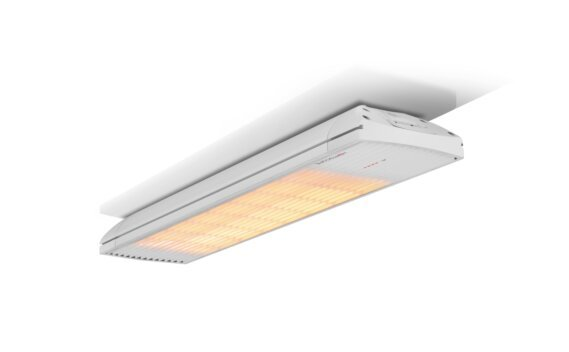 Spot 2800W Collection - White / White - Flame On by Heatscope