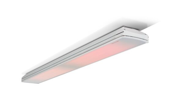 Vision 3200W Collection - White / White - Flame On by Heatscope