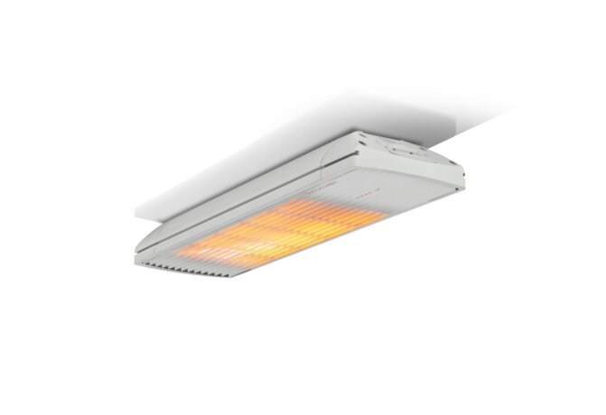 Spot 1600W Full Collection - White / White - Flame On by Heatscope