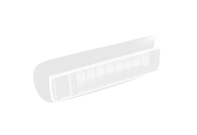 Weathershield 3 White Accessorie - White / White by Heatscope