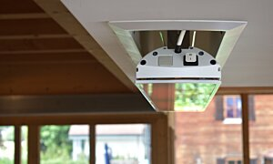 Vision 3200 Lift Box Case Accessorie - In-Situ Image by Heatscope